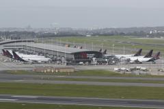 """Lucrările la Aeroportul Internațional """"Henri Coandă"""" au fost încheiate"""