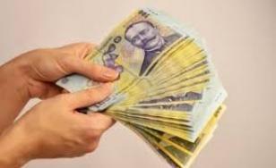 Ministerul Finanţelor a atras, joi, 448,7 milioane de lei de la bănci