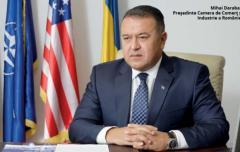 Mihai Daraban a fost ales membru în Consiliul General al Federației Mondiale a Camerelor de Comerț