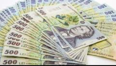 Ministerul Finanţelor a atras, luni, 648,2 milioane de lei de la bănci