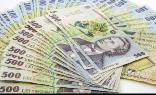 Ministerul Finanţelor a atras joi 500 de milioane de lei de la bănci