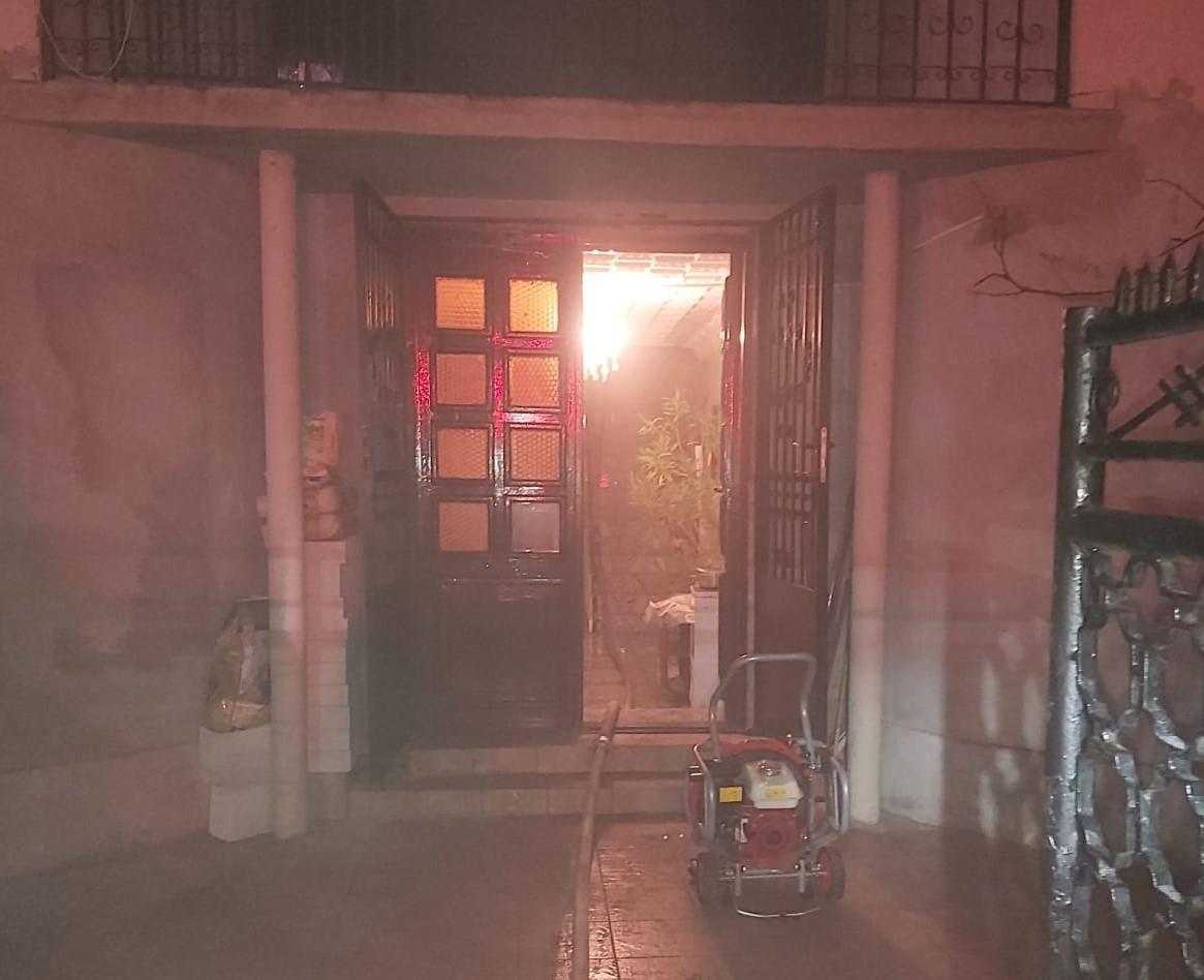 Incendiu Timissoara