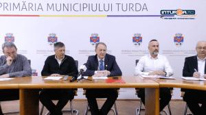 Conferință de presă – Primăria Turda | Prezentarea bilanțului anului 2019