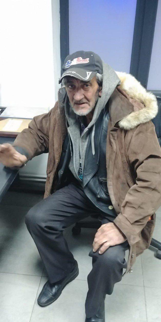 El este barbatul care a anuntat ca a fost pusa o BOMBA la Lukoil Ploiesti