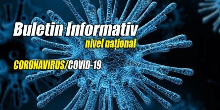 Buletin Informativ Covid 19