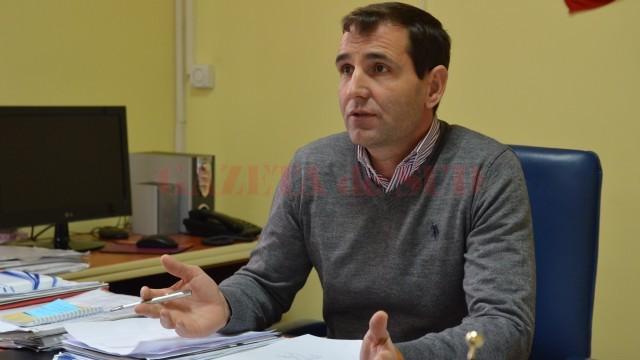 Primarul din Cârcea, Valerică Pupăză