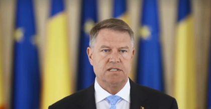 referendum pe 26 mai Președintele Klaus Iohannis