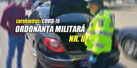 Ordonanta Militara 8