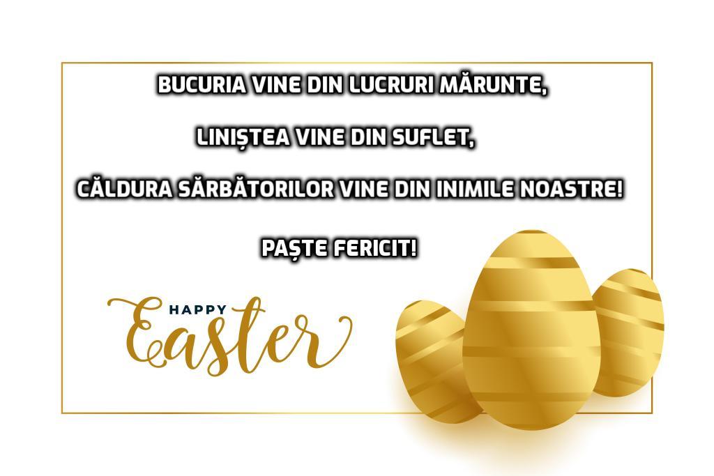 urări de Paște