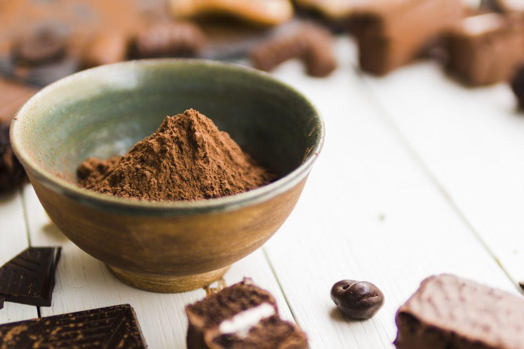 Măști de față pentru iarnă cu cacao